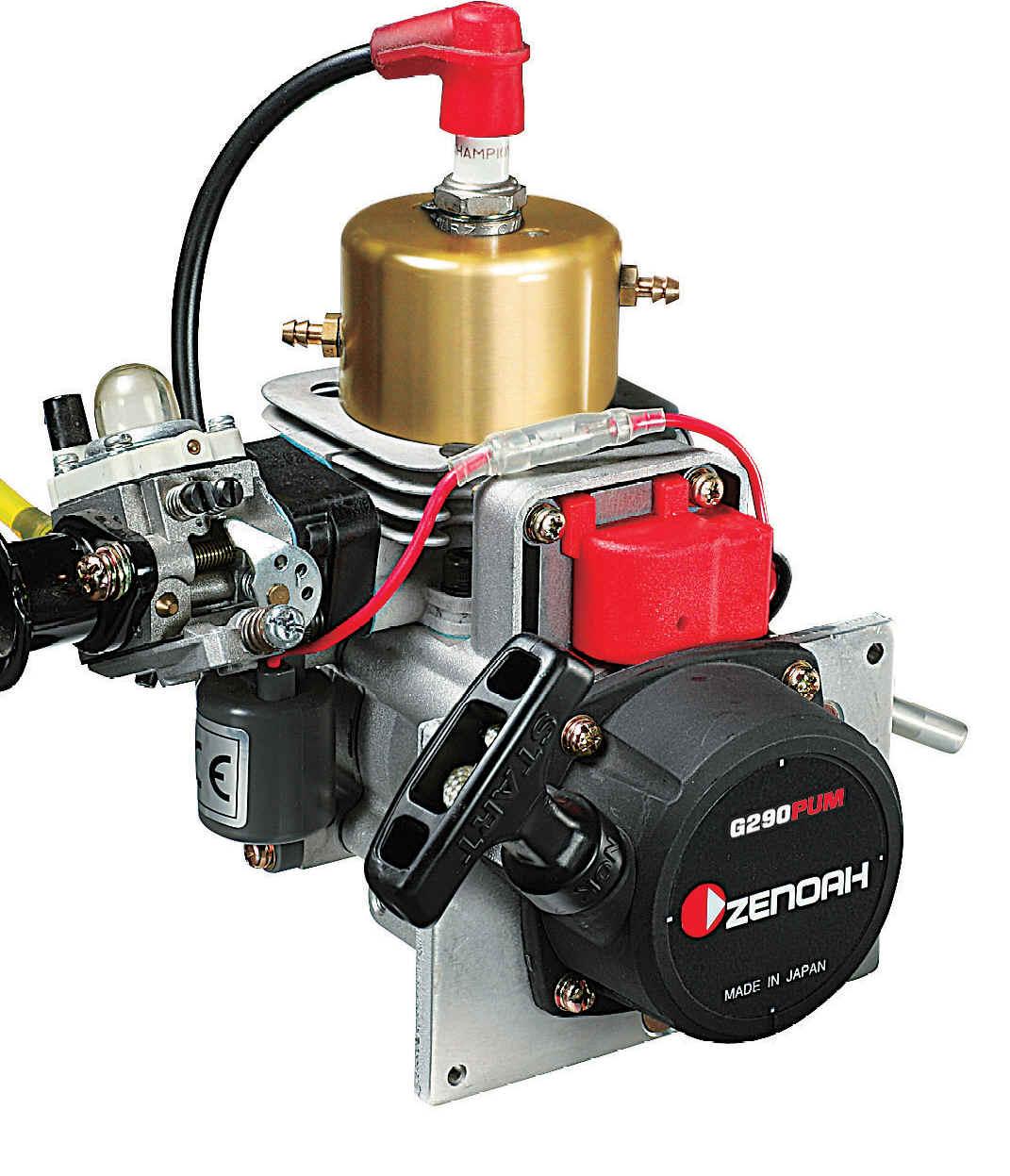 Zenoah engine